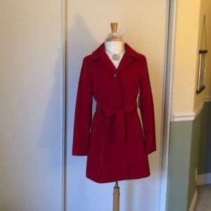 New with tags, London Fog Ladies jacket, size S.